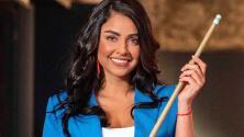 Claudia Martín promete drama y diversión con su papel de villana en la telenovela Fuego Ardiente