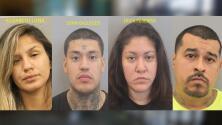 Arrestan a cuatro sospechosos de disparar y matar a un hombre en un motel al noreste de Houston