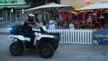 Así se prepara la policía de Miami Beach para recibir miles de turistas en el feriado por el Día de los Caídos