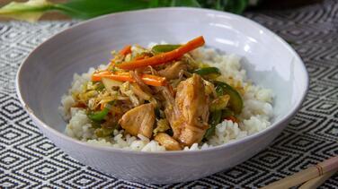 Chop suey fácil y mejor que el de restaurante chino