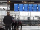 Tenía miedo a volar por el covid-19 y se quedó a vivir escondido en el aeropuerto de Chicago por meses