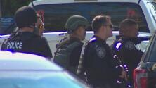 Hombre es arrestado tras atrincherarse por tres horas al oeste de San Antonio