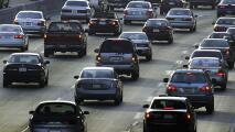 ¿Vías despejadas o congestionadas? Esto dice el reporte del tráfico vehicular para este jueves en Los Ángeles