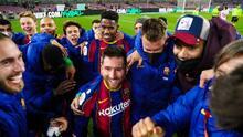 La respuesta de Puyol al Sevilla tras el mensaje de 'llorones'