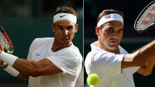 ¡Se viene otro choque de gigantes! Historial de enfrentamientos entre Rafael Nadal y Roger Federer