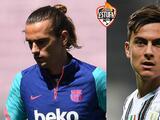 Barcelona se olvida de Saúl y ahora quiere intercambiar a Griezmann por Dybala