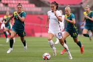 Amargo empate entre Team USA y Australia aprieta el Grupo G