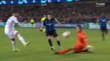 ¡Que no se emocionen en Brujas! Riyad Mahrez se escapa y clava el 1-5