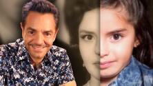 El video con el que Eugenio Derbez probó que su hija Aitana es idéntica a la actriz Silvia Derbez