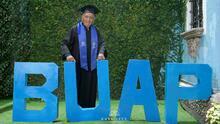Abuelito se gradúa a los 84 años como Ingeniero en Procesos y Gestión Industrial