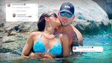 Los románticos mensajes entre Clarissa y su novio Vicente Saavedra con los que enamoran a todos