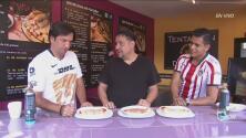 Reto Central: tamales al estilo 'Kikín' Fonseca y Oswaldo Sánchez