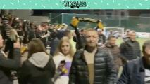 Suena 'We are the champions' en Moldavia por triunfo del Sheriff