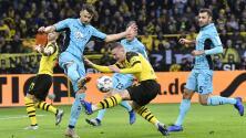 Dortmund 2 – 0 Friburgo – Goles y Resumen completo