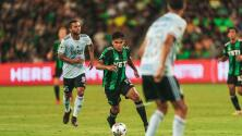 Diego Reyes y 'Diente' derrotan al Austin FC en amistoso