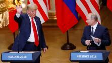 En un minuto: Líderes políticos critican la polémica conferencia de prensa de Trump con Putin