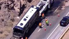 Identifica a la conductora que perdió la vida en accidente de tránsito en Arizona