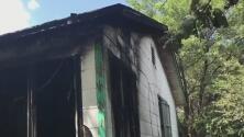 Incendio daña seriamente la casa de una familia de San Antonio