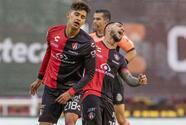 Con gol en los últimos minutos de Jonathan Herrera, Atlas empata