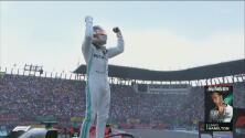 ¡Lewis Hamilton se lleva el Gran Premio de México!