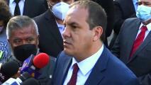 Cuauhtémoc Blanco asegura que la denuncia en su contra por lavado de dinero es de hace 2 años y no tiene fundamento