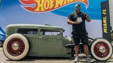 El carro de un entusiasta en Florida a un paso de convertirse en Hot Wheels