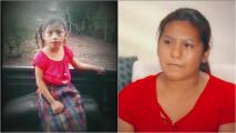 """""""¿Dónde está?"""": madre busca a su hija de 6 años, quien fue separada de su abuela en la frontera"""
