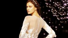 Enamórate de estos vestidos de novia del 'Barcelona Bridal Fashion Week'