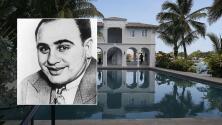 Demolerán la mansión de Miami Beach en la que murió Al Capone