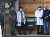 El expresidente Bill Clinton sale del hospital tras varios días ingresado por una infección