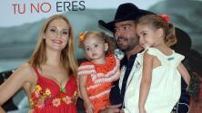 Pablo Montero grabó un video musical con su esposa para mostrar su amor