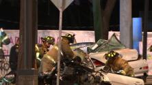 Trágico accidente automovilístico en Reforma mata a cuatro personas