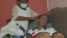 Denuncian que un policía le destruyó parte de sus genitales a un joven con autismo por no usar mascarilla