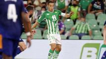 Lainez se pierde debut del Betis en la Europa League; Guardado sí fue convocado