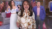 """Tanya inicia dieta por su boda y Raúl le recuerda pedir tips a Clarissa, quien """"parece un esqueleto"""""""