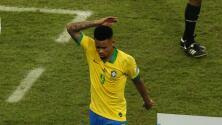 CONMEBOL aplica rigor a Gabriel Jesus