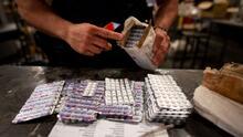 Autoridades desmantelan una red de presuntos traficantes de fentanilo que operaba entre México y EEUU