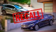 Kia llama a revisión a 380,000 vehículos y recomienda estacionarlos afuera por riesgo de incendio
