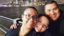 """""""Son unos irresponsables"""": hombre pide justicia por la muerte de su hija y su esposa en un accidente en Queens"""