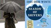 Un invierno prolongado y extremo: las predicciones de Old Farmer's Almanac para Filadelfia