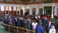 Estos son los proyectos que atenderán en la tercera sesión especial legislativa de Texas