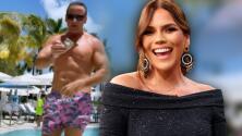 """Carlos Ponce no se percató de los """"millones"""" de dólares que tenía en el bolsillo y se lanzó a la piscina"""