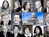 Se alejan las posibilidades de que los demócratas retomen la mayoría en el Senado
