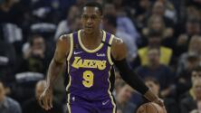 Más ayuda para LeBron: Rajon Rondo regresará a los Lakers
