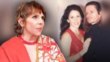 Rebecca Jones revela por qué prefiere ya no ver a Alejandro Camacho, su esposo durante 26 años