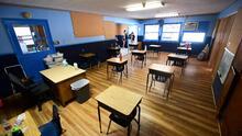 Estas son las escuelas que cierran este lunes por la llegada de la tormenta tropical Nicholas