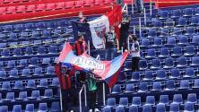 Pelea entre fans de Atlante y Celaya deja 14 detenidos
