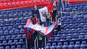 Detienen a fans de Atlante y Celaya por pelea afuera del estadio