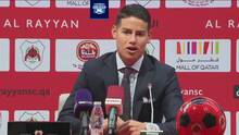 James Rodríguez le hará compañía a Andrés Iniesta y Santi Cazorla