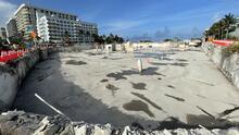 Así evolucionó la búsqueda en el edificio en Surfside, donde todos los escombros ya fueron removidos